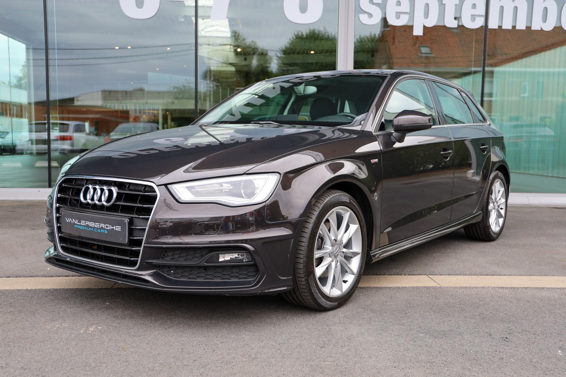 Audi A8 S-line - Audi - Vanlerberghe Premium Cars, used cars ...   used cars audi a3